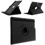 Samsung Galaxy Note Pro 12.2, Tab Pro 12.2 Rotary Leather Case - Black