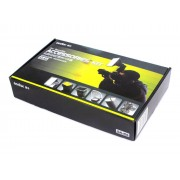 godox sa-k6 kit studio flash - softbox - mini reflector - honey comb