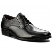 Обувки CLARKS - Gilmore Lace 261339007 Black Leather