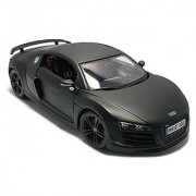 Audi R8 GT Matt Black 1/18 by Maisto 36190