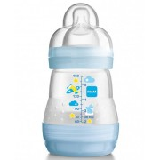 Baby Italia Mam First Bottle Succhietto Taglia 1 160ml