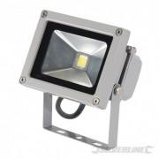 LED Floodlight - 10W 259904 5024763123054 Silverline