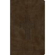 Premium Gift Bible-ESV-Cross Design, Hardcover/Crossway Bibles