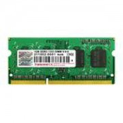 Transcend 4GB 204pin SODIMM DDR3 PC1333 CL9 - TS512MSK64V3N