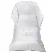 Italbaby Комплект в кроватку Italbaby Peluche (5 предметов)