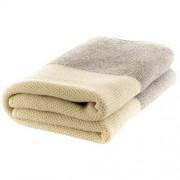 Nord Snow Natural Style Merino Wool Blanket - Light