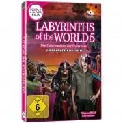 """Purple Hills PC-Spiel """"Labyrinths of the World 5 - Die geheimnisse der Osterinsel"""""""