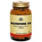 Solgar It. Multinutrient Spa Glutatione 50 30 Capsule Vegetali