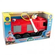 Lena Mercedes tűzoltóautó dobozban