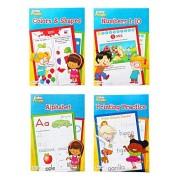 Fisher Price Little People Preschool Workbooks - Alphabet