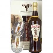 AMARULA CREAM CU PAHARE 0.7L