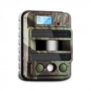 DURAMAXX GRIZZLY MAX PIR viltkamera fotofälla 40 Black LEDs 8 MP HD USB SD 100°