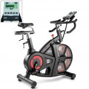 MAG Bicicleta indoor i.Air Mag BH Fitness: Resistência de ar e mágnetica
