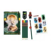 Bullyland LEGO® Ninjago Movie Schreibwaren-Set (6-teilig)