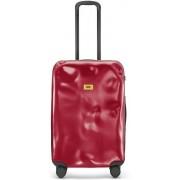 Crash Baggage Walizka Icon średnia matowa czerwona