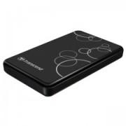 """HDD TRANSCEND EXTERN 2.5"""" USB 3.0 500GB STOREJET2.5""""A3K BLACK TS500GSJ25A3K"""
