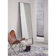 LUMZ Grote spiegel met frame van RVS