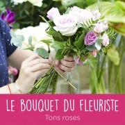 Interflora Bouquet du fleuriste Rose
