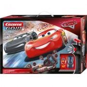 Tor samochodowy CARRERA Tor GO!!! - Disney Auta Cars - Lets Race! 62475