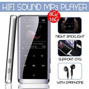 Alician JNN M13 Reproductor de música para MP3 (Bluetooth, sin pérdidas, alta fidelidad) SZXAS-ZQ-0606PEL_0BM6CO33