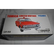 Tomica Limited LV-02d Prince Gloria Fire Chief Car (japan import)