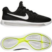 Nike Hardloopschoenen LunarEpic Low Flyknit 2 - Zwart/Wit/Grijs Kinderen