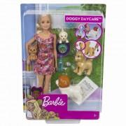 Barbie Set Cu Catelusi