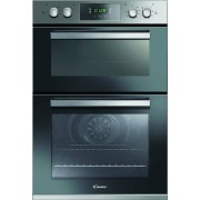 Candy FC9D415X Double Built In Electric Oven - Stainless Steel