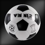 Minge fotbal din piele naturala FAIR PLAY