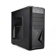 Zalman MidTower skrinka Z9, mATX/ATX, bez zdroja, čierna