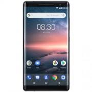 Nokia 8 Sirocco smartphone (Zwart)