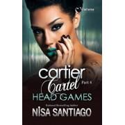 Cartier Cartel - Part 4: Head Games, Paperback/Nisa Santiago