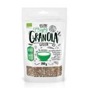 Granola Bio cu Green Mix Diet Food 200gr