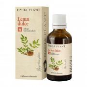 DACIA PLANT TINCTURA LEMN DULCE 50ML