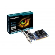 Gigabyte GV-N210D3-1GI (rev. 6.0) GeForce 210 1 GB GDDR3