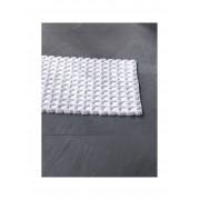 Kleine Wolke Badmat, ca. 60x100cm Kleine Wolke zilverkleur