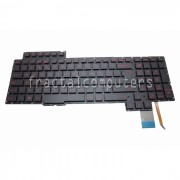 Tastatura Laptop ASUS ROG G752VT layout UK