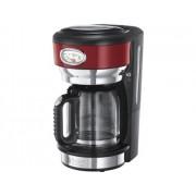 Russell Hobbs Máquina de Café Filtro RUSSELL HOBBS 21700-56 (Vermelho - 10 Chávenas)