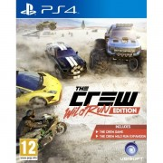 The Crew The Wild Run Game PS4