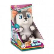 Jucarie interactiva Tickles - Catelus Husky
