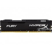 Kingston HyperX Fury Black 8GB DDR4 2133MHz CL14 DIMM memorija (HX421C14FB2/8)