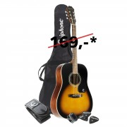 Epiphone FT-100 Player Pack VS