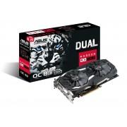 Placa Gráfica Pcie 8Gb Asus Dual-Rx580-O8G