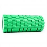 Capital Sports Yoyogi Rolo de Espuma Massagem Exercícios 33,5cm verde