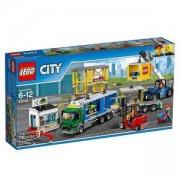 Конструктор ЛЕГО СИТИ - Товарен терминал, LEGO City Town, 60169