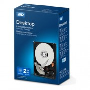 Western Digital Western Digital 2Tb Desktop Mainstream. Capacità Hard Disk: 2000 Gb, Interfaccia Hard Disk: Serial Ata Iii, Velocità Di Rotazione Hard