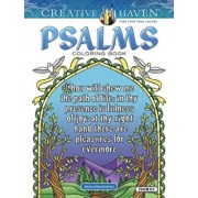 Creative Haven Psalms Coloring Book, Paperback/Jessica Mazurkiewicz