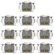10 PCS Charging Port Connector for Huawei Honor 5A / G9 / P9 Lite