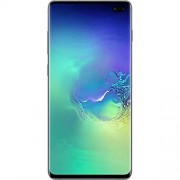 Samsung Galaxy S10+ Plus Dual Sim 512GB + 8GB Ram, Triple Camara 12+16+12Mpx. Desbloqueado Version Global, Verde.