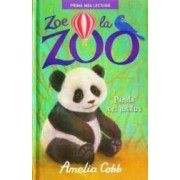 Zoe la zoo. Panda cel jucaus - Amelia Cobb